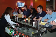 Philadelphia, Pennsylvania Bartending School Actual Classroom Photo!
